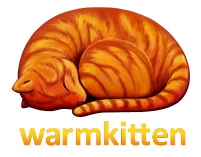 Warm Kitten
